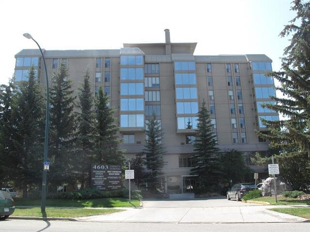 4603 Varsity Drive NW #501, Calgary, AB T3A 2V7 (#C4206259) :: Redline Real Estate Group Inc