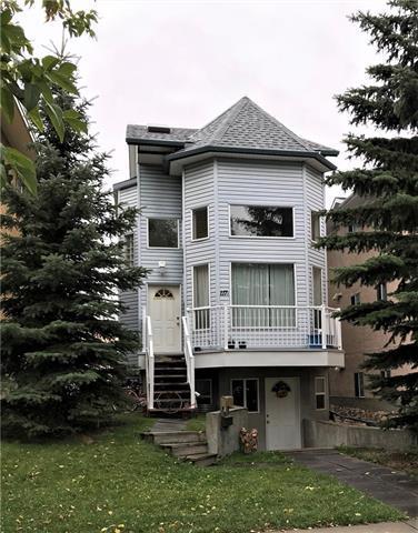 117 27 Avenue NW, Calgary, AB T2M 2H3 (#C4206270) :: The Cliff Stevenson Group