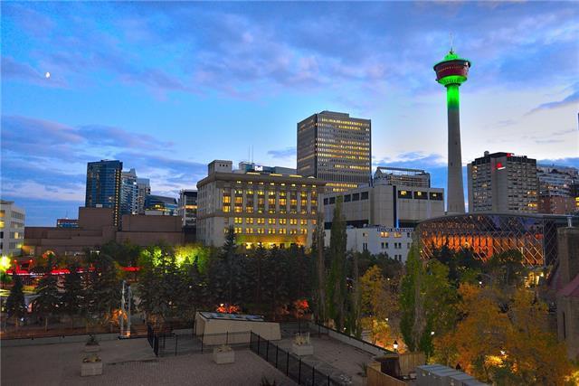 221 6 Avenue SE #607, Calgary, AB T2G 4Z9 (#C4206290) :: Calgary Homefinders