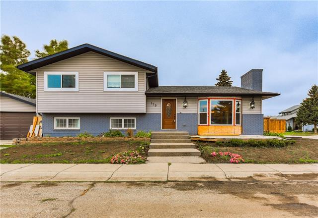 179 Deer Run Close SE, Calgary, AB T2J 5P7 (#C4206294) :: Redline Real Estate Group Inc