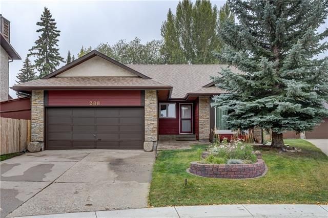288 Brookgreen Drive SW, Calgary, AB T2W 2T8 (#C4206297) :: Redline Real Estate Group Inc