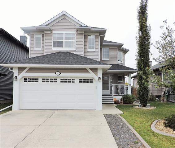 262 Canals Circle SW, Airdrie, AB T4B 2Z6 (#C4206298) :: Canmore & Banff