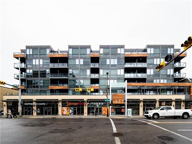 301 10 Street NW #202, Calgary, AB T2N 1V5 (#C4206320) :: Redline Real Estate Group Inc