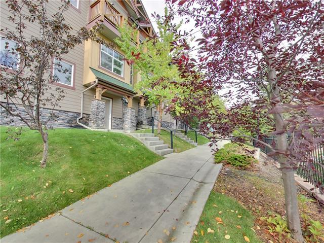 85 Dyrgas Gate #603, Canmore, AB T1W 3L1 (#C4206327) :: Canmore & Banff