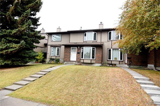 6103 Madigan Drive NE #81, Calgary, AB T2A 5K9 (#C4206346) :: The Cliff Stevenson Group