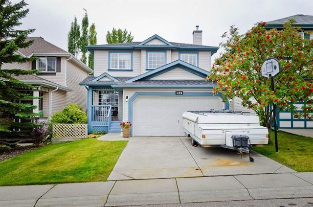 132 Schooner Close NW, Calgary, AB T3L 1Z1 (#C4206367) :: Redline Real Estate Group Inc