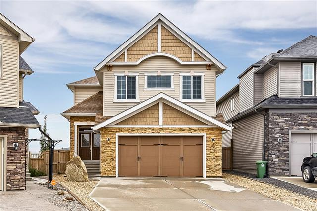 137 Cimarron Vista Crescent, Okotoks, AB T1S 0K3 (#C4206369) :: Redline Real Estate Group Inc