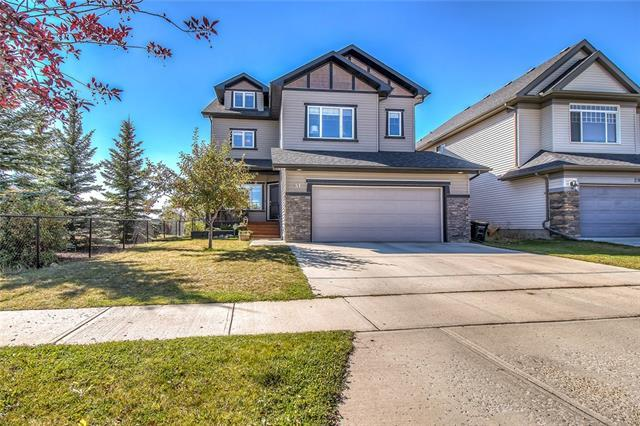 31 Drake Landing Road, Okotoks, AB T1S 2M2 (#C4206371) :: Redline Real Estate Group Inc