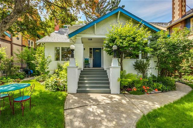 2505 5 Street SW, Calgary, AB T2S 2C2 (#C4206374) :: Calgary Homefinders
