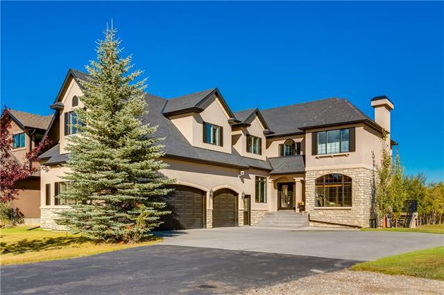 327 Rodeo Ridge, Rural Rocky View County, AB T3Z 3G2 (#C4206377) :: The Cliff Stevenson Group