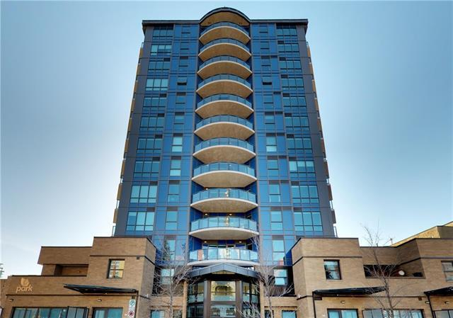 303 13 Avenue SW #1505, Calgary, AB T2R 0Y9 (#C4206392) :: Redline Real Estate Group Inc