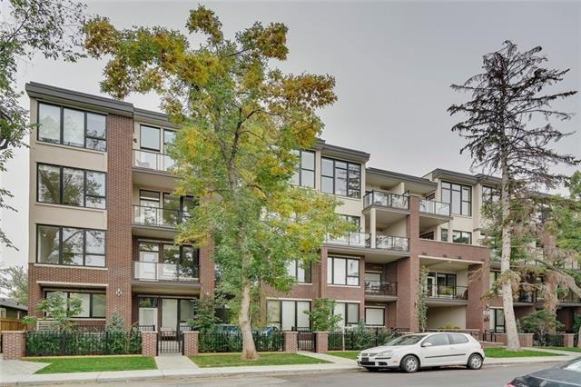 317 22 Avenue SW #305, Calgary, AB T2S 3H6 (#C4206397) :: Tonkinson Real Estate Team