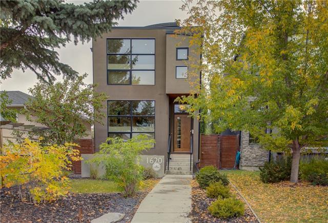1620 19 Avenue NW, Calgary, AB T2M 1B1 (#C4206401) :: The Cliff Stevenson Group