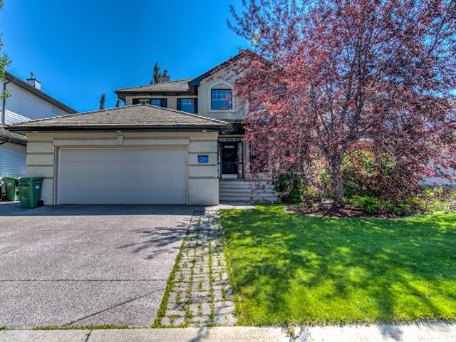 233 Mount Douglas Close SE, Calgary, AB T2Z 3R9 (#C4206415) :: The Cliff Stevenson Group