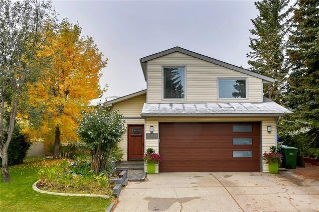 3143 Oakwood Drive SW, Calgary, AB T2V 0K2 (#C4206429) :: Redline Real Estate Group Inc