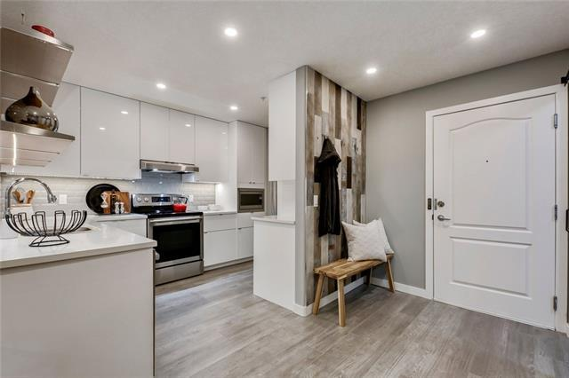 735 56 Avenue SW #103, Calgary, AB T2V 0G9 (#C4206439) :: Redline Real Estate Group Inc