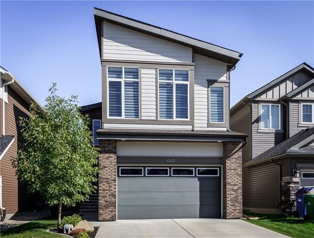640 Evanston Drive NW, Calgary, AB T3P 1B1 (#C4206448) :: The Cliff Stevenson Group