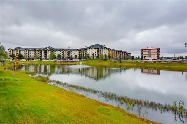 304 Mackenzie Way SW #6412, Airdrie, AB T4B 3H6 (#C4206449) :: Canmore & Banff