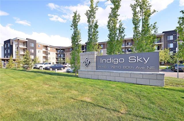 7210 80 Avenue NE #118, Calgary, AB T3J 0N7 (#C4206473) :: Canmore & Banff