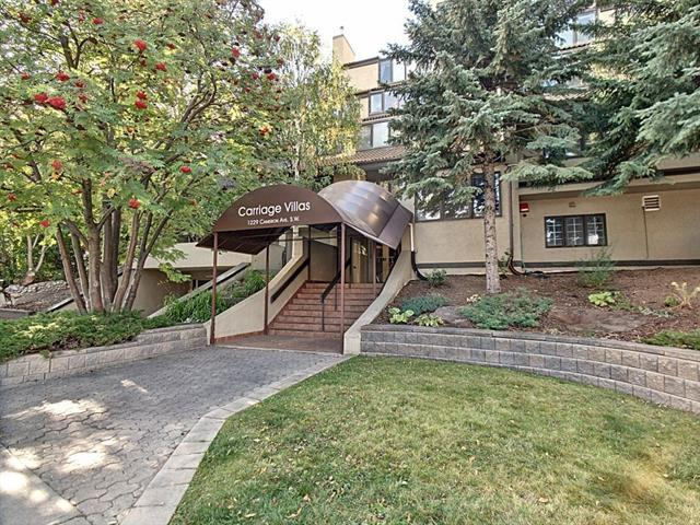 1229 Cameron Avenue SW #501, Calgary, AB T2T 0L1 (#C4206504) :: Redline Real Estate Group Inc
