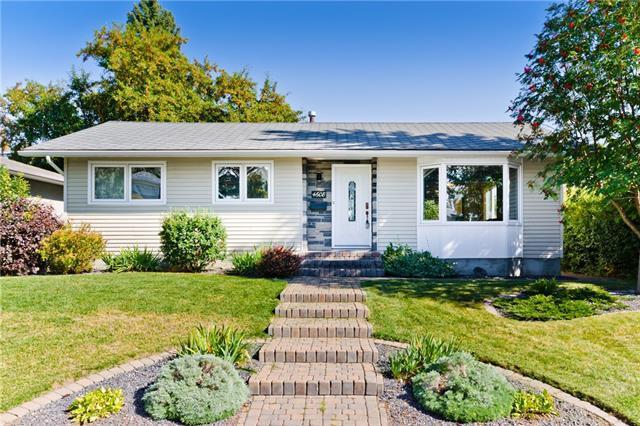 4608 41 Street NW, Calgary, AB T3A 0N2 (#C4206517) :: Redline Real Estate Group Inc