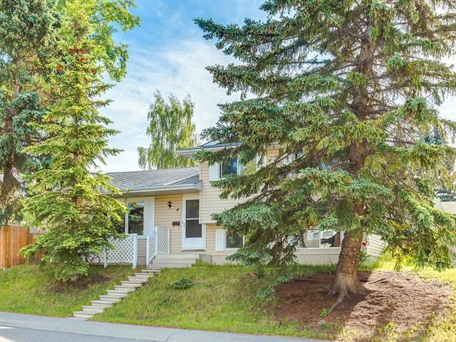 4 Brenner Place NW, Calgary, AB T2L 1Z2 (#C4206520) :: Redline Real Estate Group Inc