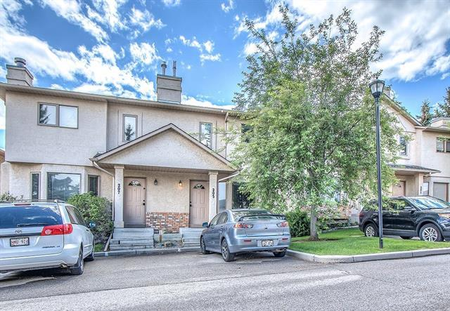 205 Christie Park Mews SW, Calgary, AB T3H 3H2 (#C4206522) :: Calgary Homefinders