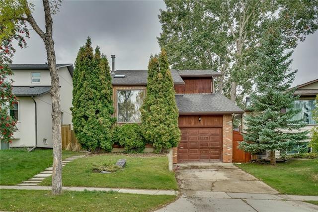 213 Macewan Glen Drive NW, Calgary, AB T3K 2G5 (#C4206549) :: Your Calgary Real Estate