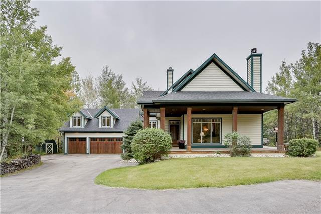 207 Heritage Place SW, Rural Rocky View County, AB T3Z 3P3 (#C4206566) :: Redline Real Estate Group Inc