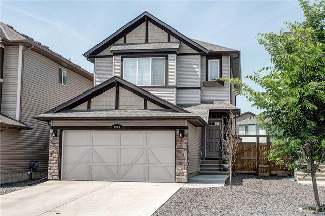 1064 Brightoncrest Green SE, Calgary, AB T2Z 1G8 (#C4206576) :: Canmore & Banff