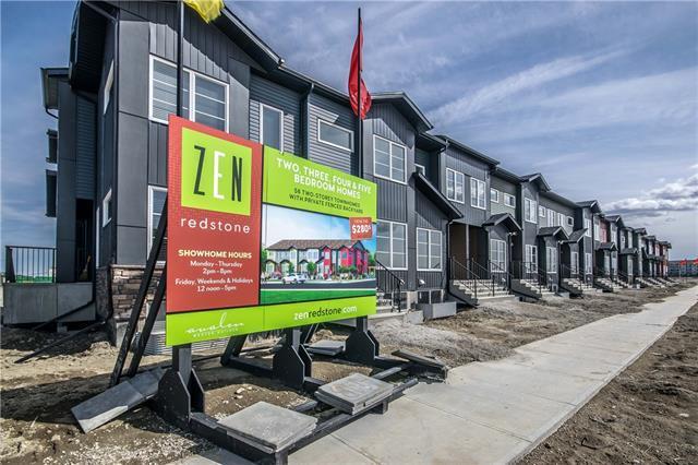 313 Red Embers Parade NE, Calgary, AB T3N 1E9 (#C4206578) :: Canmore & Banff