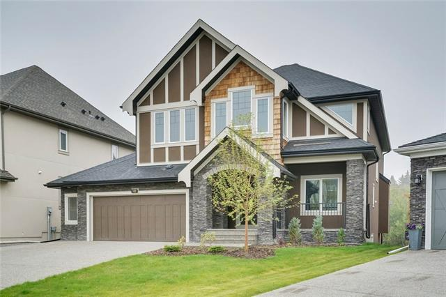 103 Aspen Vista Way SW, Calgary, AB T3H 0R9 (#C4206579) :: Tonkinson Real Estate Team