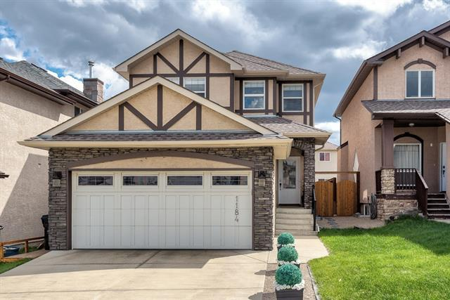 1184 Sherwood Boulevard NW, Calgary, AB T3R 1P3 (#C4206580) :: The Cliff Stevenson Group