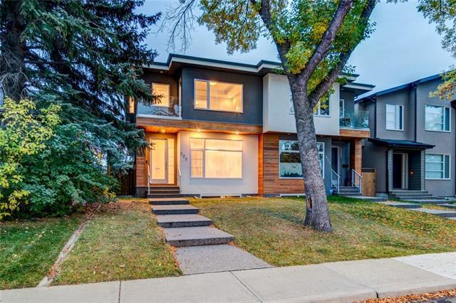 509 30 Avenue NW, Calgary, AB T2M 2N7 (#C4206581) :: The Cliff Stevenson Group