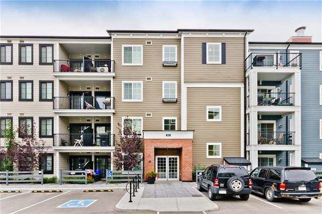 215 Legacy Boulevard SE #1214, Calgary, AB T2X 3Z4 (#C4206582) :: Canmore & Banff