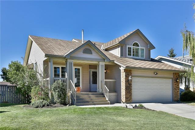 590 Hawkford Way NW, Calgary, AB T3G 3G3 (#C4206589) :: Tonkinson Real Estate Team