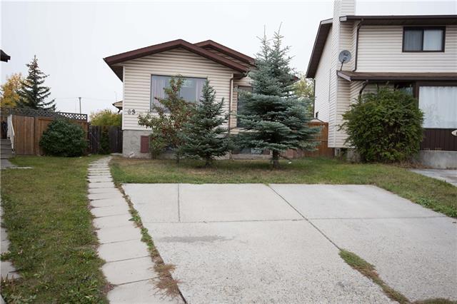 63 Whitehaven Road NE, Calgary, AB T1Y 6A5 (#C4206595) :: Redline Real Estate Group Inc