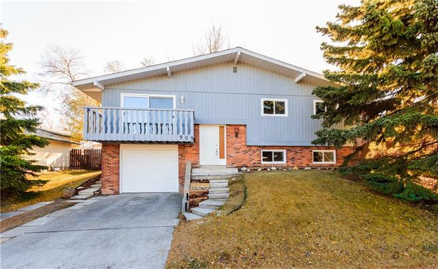 303 Silver Springs Rise NW, Calgary, AB T3B 4A1 (#C4206596) :: Redline Real Estate Group Inc