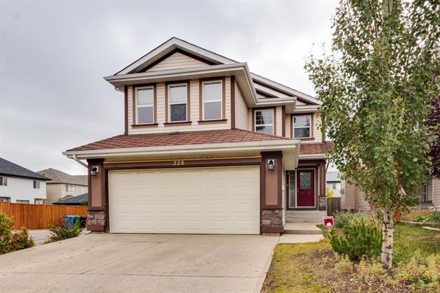 228 Covehaven Terrace NE, Calgary, AB T3K 6H4 (#C4206609) :: Redline Real Estate Group Inc