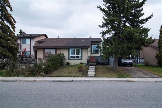 2740 66 Street NE, Calgary, AB T1Y 4M9 (#C4206613) :: Canmore & Banff