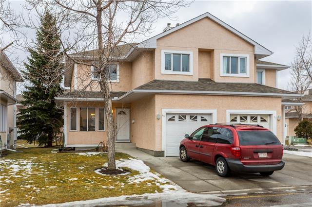 388 Sandarac Drive NW #49, Calgary, AB T3K 4E3 (#C4206616) :: Tonkinson Real Estate Team