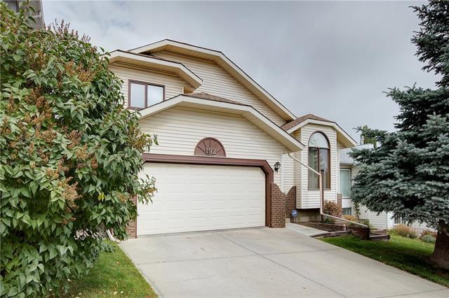 192 Macewan Valley Road NW, Calgary, AB T3K 3P1 (#C4206633) :: Redline Real Estate Group Inc