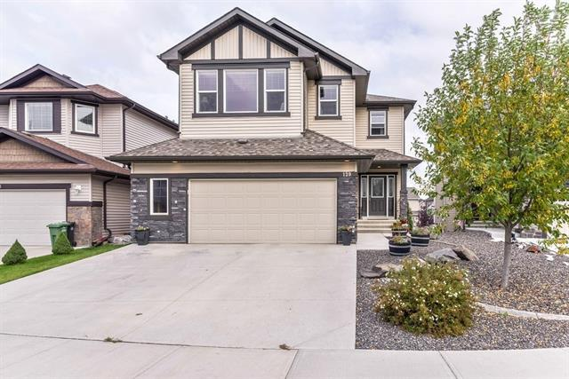 129 Drake Landing Heath, Okotoks, AB T1S 0G8 (#C4206636) :: The Cliff Stevenson Group