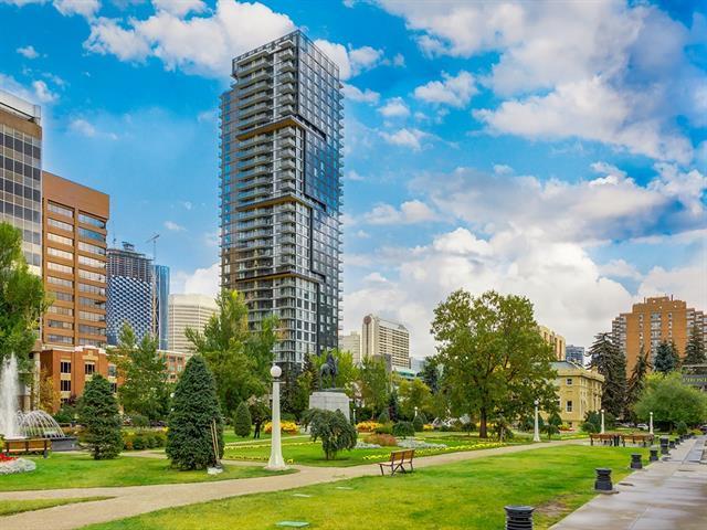 310 12 Avenue SW #2604, Calgary, AB T2R 0C7 (#C4206646) :: Redline Real Estate Group Inc