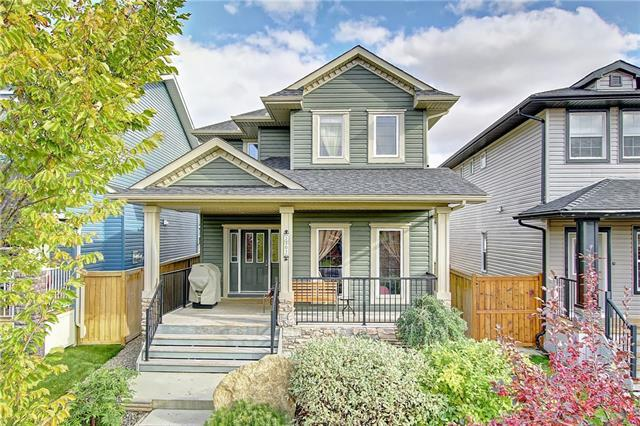 2502 Ravenswood View SE, Airdrie, AB T4A 0J7 (#C4206656) :: Tonkinson Real Estate Team