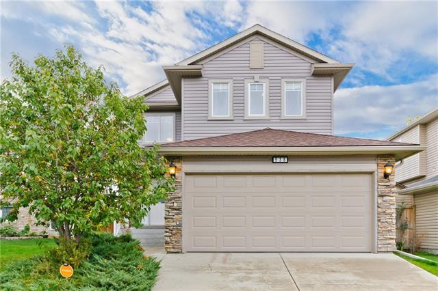 538 Tanner Drive SE, Airdrie, AB T4A 2E7 (#C4206663) :: Redline Real Estate Group Inc