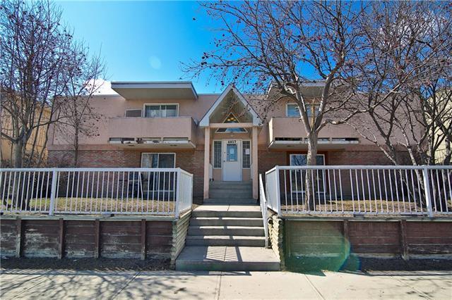 6827 Centre Street NW #3, Calgary, AB T2K 5C4 (#C4206680) :: The Cliff Stevenson Group