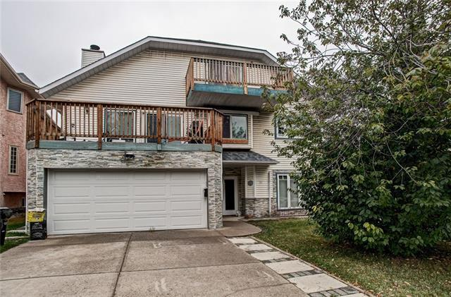 11 Hawkfield Crescent NW, Calgary, AB T3G 3P6 (#C4206705) :: Redline Real Estate Group Inc