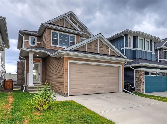 85 Redstone Drive NE, Calgary, AB T3N 0M4 (#C4206710) :: Calgary Homefinders