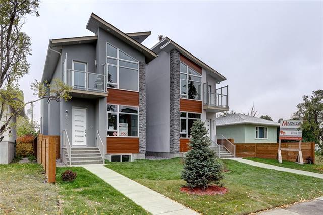 2229 25 Avenue NW, Calgary, AB T2M 2C2 (#C4206714) :: Canmore & Banff